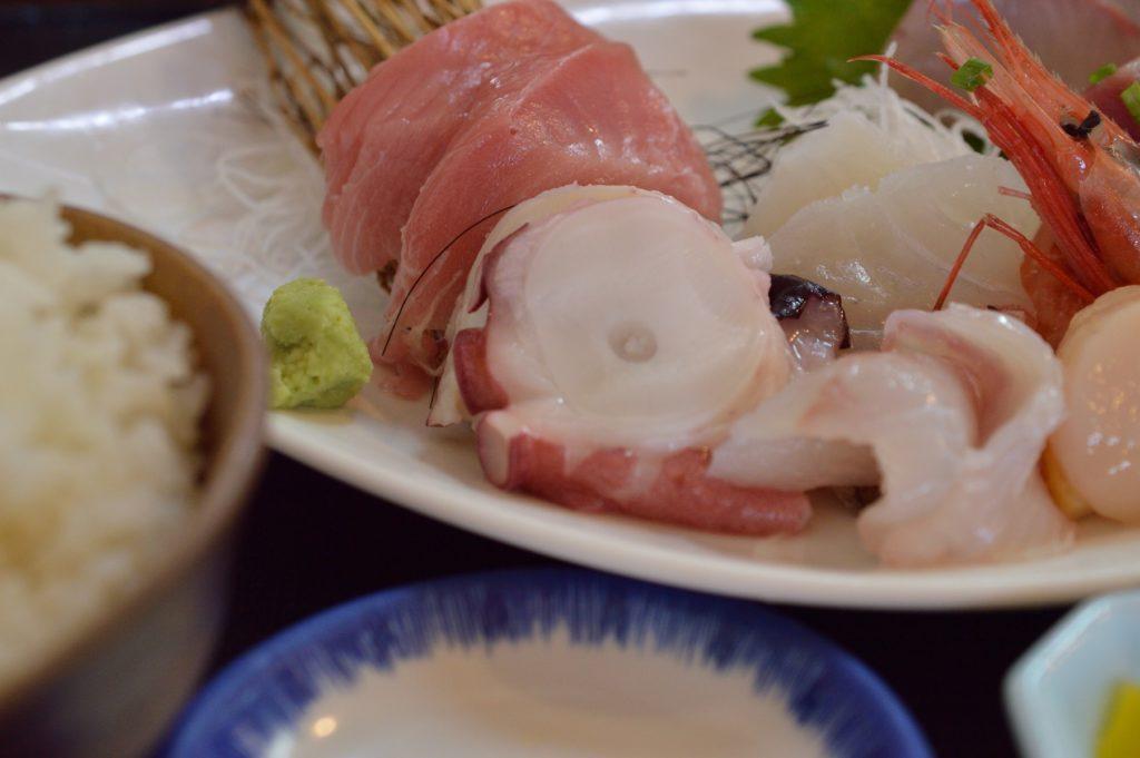 魚康 刺身盛り合わせ2