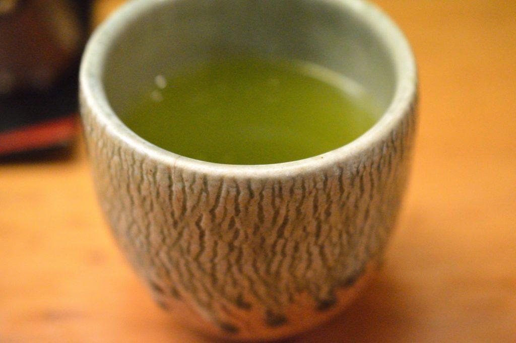 柳ばし お茶