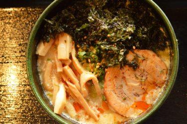 【麺処 無幻】最後までおいしく食べさせる技@茨城県ひたちなか市