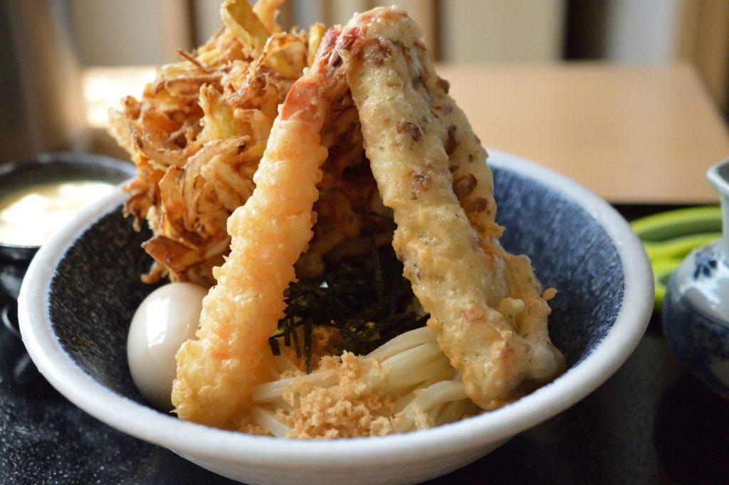 茨城 ひたちなか 餐粉の励 天盛り盛り01