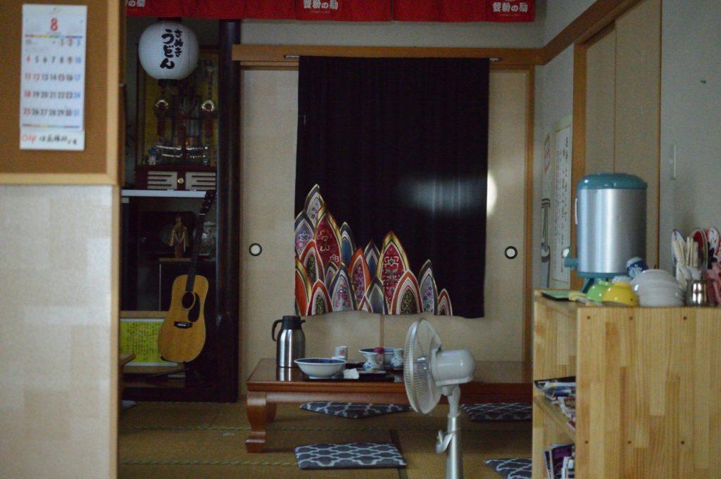茨城 ひたちなか 餐粉の励 店内02