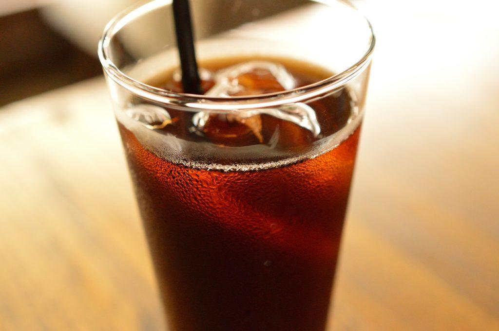 daigo cafe アイスコーヒー