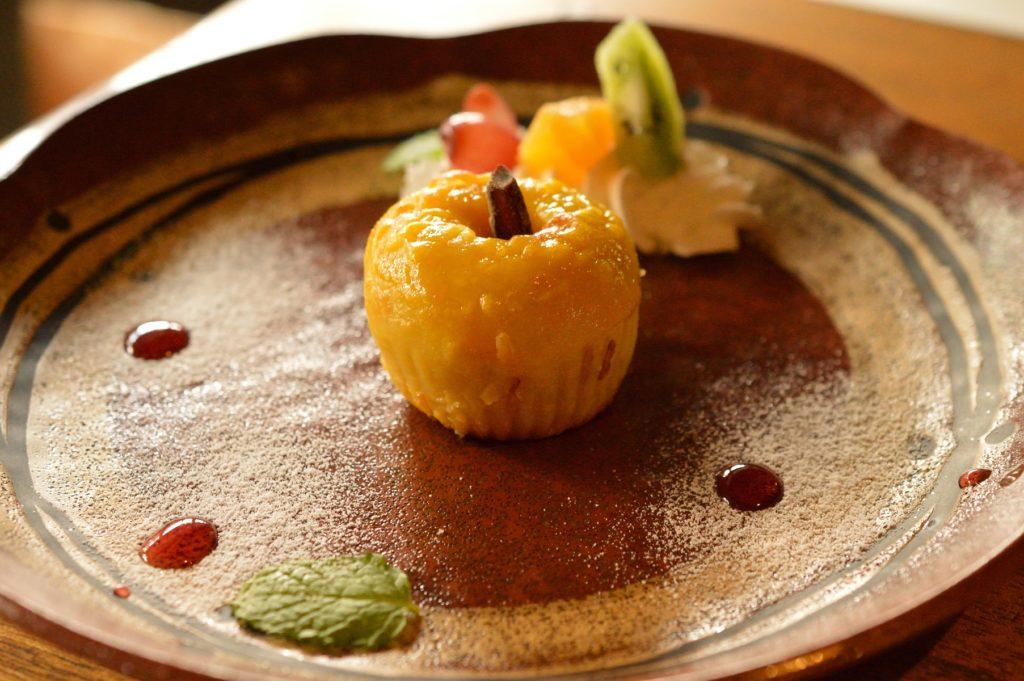 daigo cafe リンゴ01