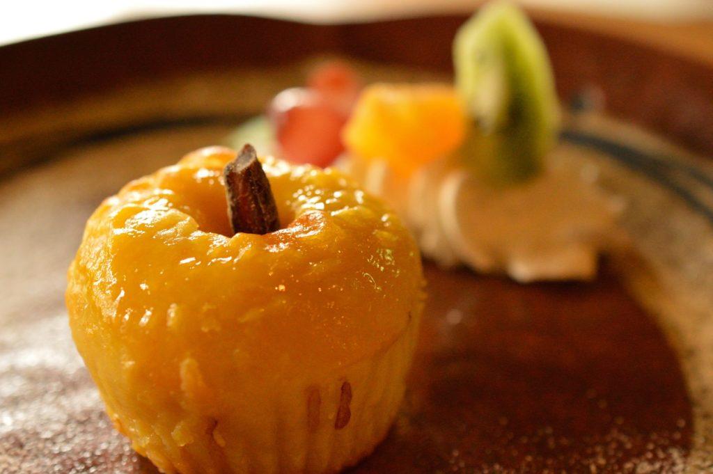 daigo cafe リンゴ02