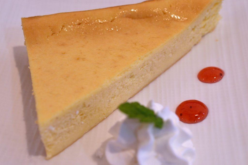 そばくら チーズケーキ