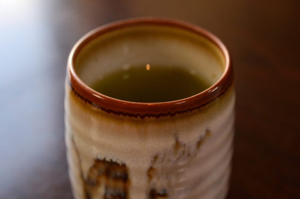 とんき お茶