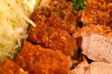 【とんき】茨城のブランド豚 ローズポーク の超厚切りトンカツが美味すぎる@茨城県水戸市