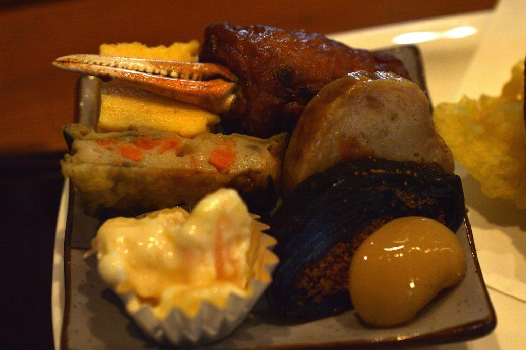 ひたちなか市 寿司割烹 梅本 特製梅本ランチ 八寸