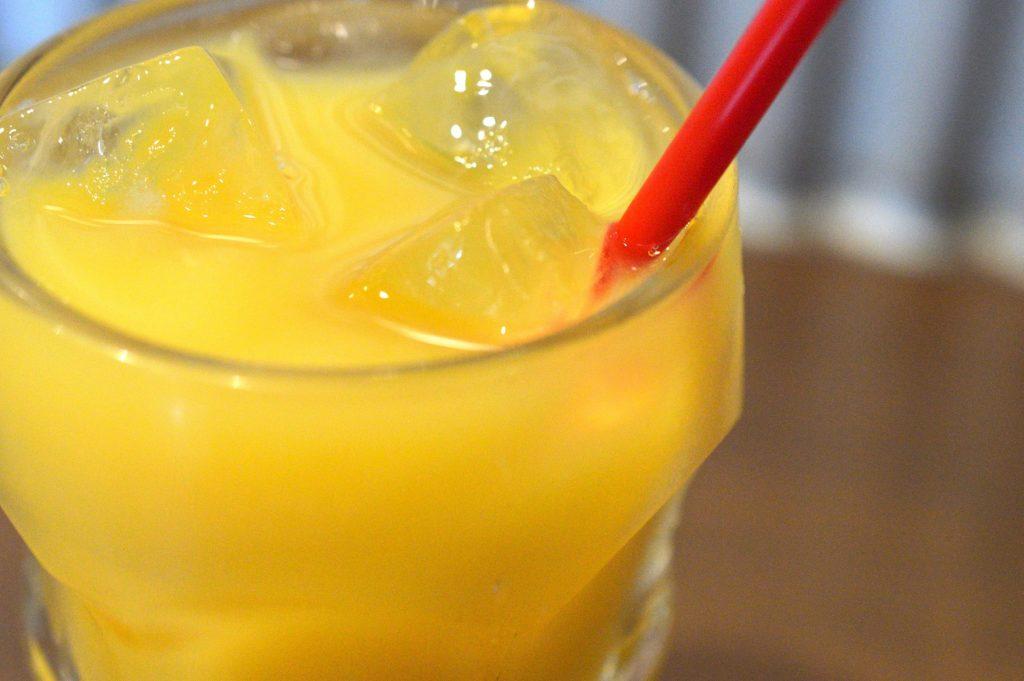 リトルリンダ オレンジジュース