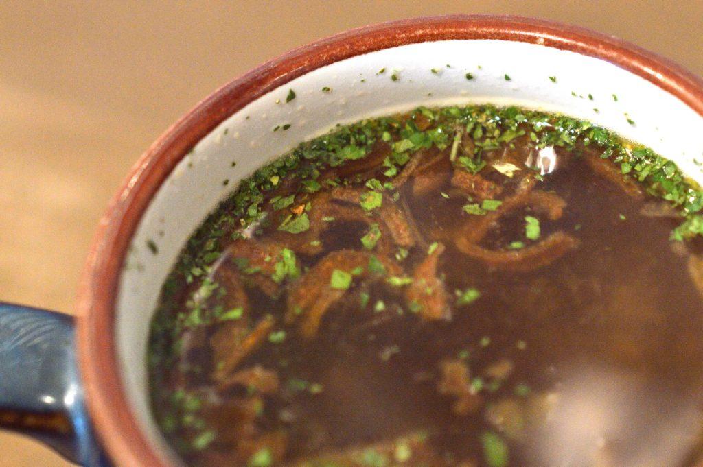 リトルリンダ スープ