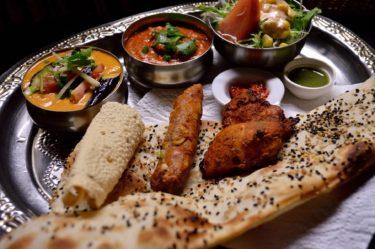 【印度屋 らんがる】電撃的なスパイスの刺激!!人気の本格インドカレーはバッチリ美味い@茨城県ひたちなか市
