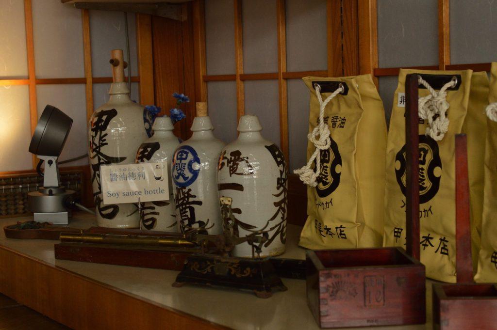 福島県喜多方市 観光 甲斐本家蔵座敷 (6)