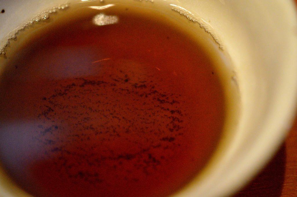 茨城県ひたちなか市 旬彩かすが ほうじ茶
