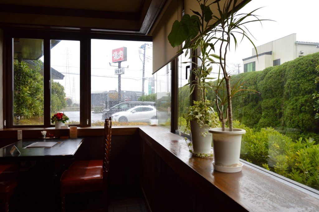 茨城県水戸市 焼肉大門 店内の様子 (1)