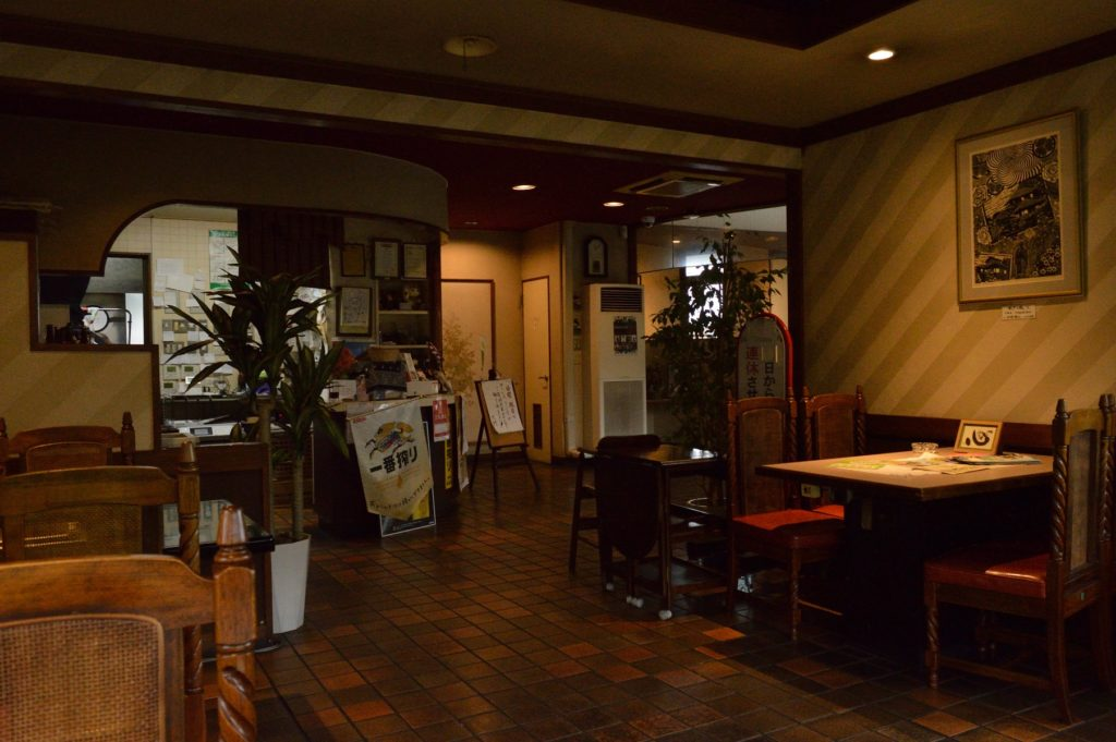 茨城県水戸市 焼肉大門 店内の様子 (2)