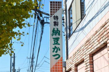 【ダイニングまつば】とんかつは全ての茨城県民の夢をのせて@茨城県那珂市