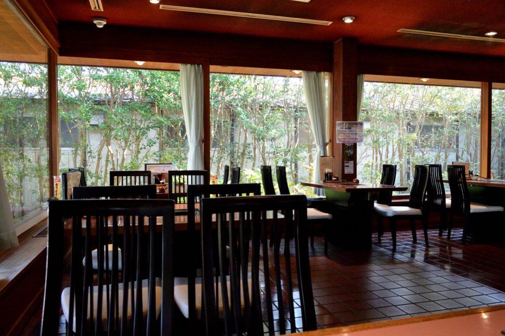 茨城県 ひたちなか市 焼肉レストラン風林 店内の様子 (2)