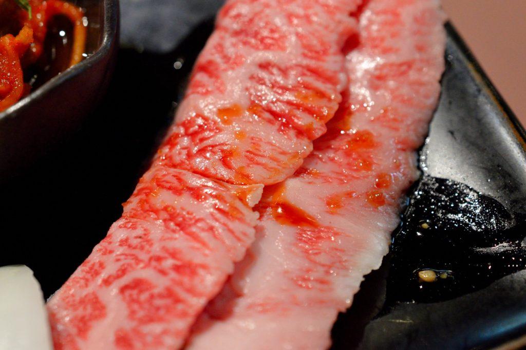 茨城県 ひたちなか市 焼肉レストラン風林 風林火山ランチ カルビ (1)
