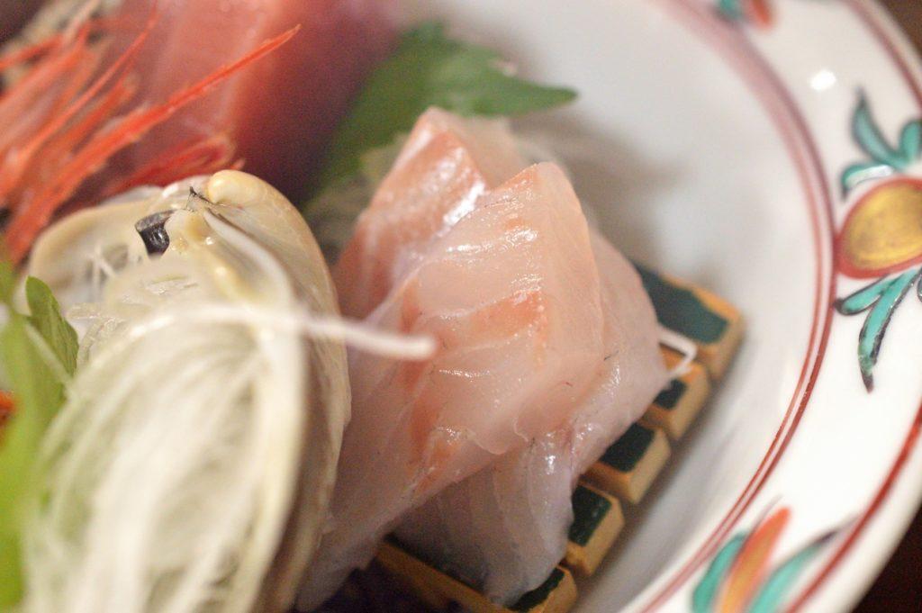 茨城県 ひたちなか市 魚の美味しい店 たがや お刺身定食 (14)