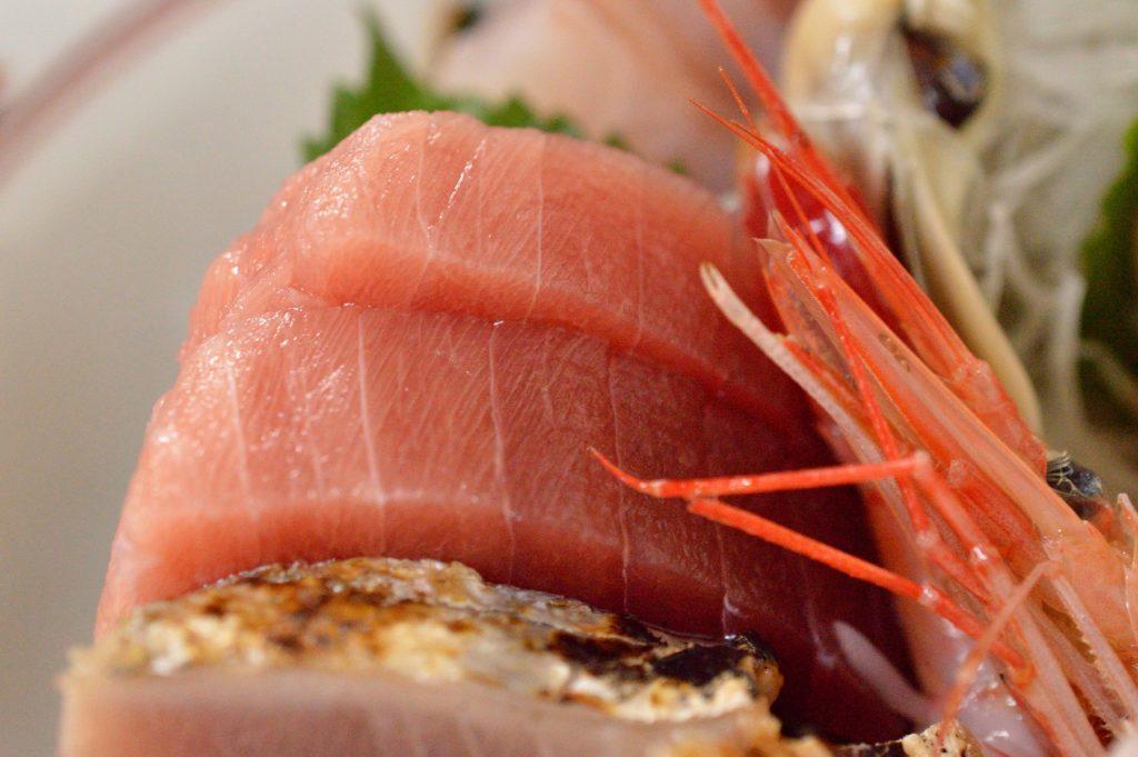 茨城県 ひたちなか市 魚の美味しい店 たがや お刺身定食 (7)