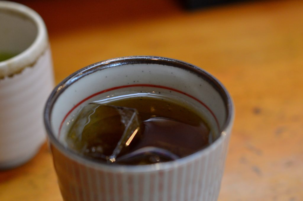 茨城県ひたちなかし 蛇の目 ウーロン茶