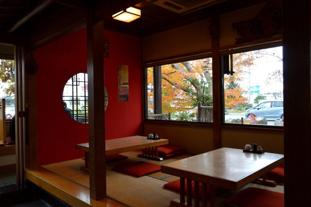 茨城県ひたちなかし 蛇の目 店内の様子 (1)