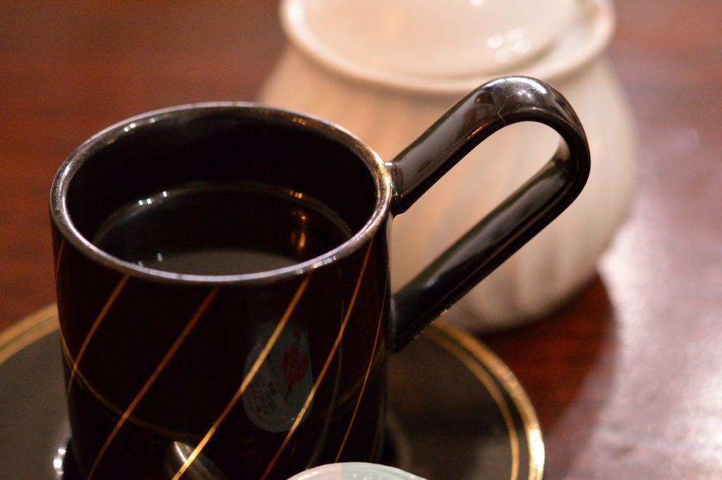 茨城県ひたちなか市 あかい自転車 グリルセットA 食後のコーヒー