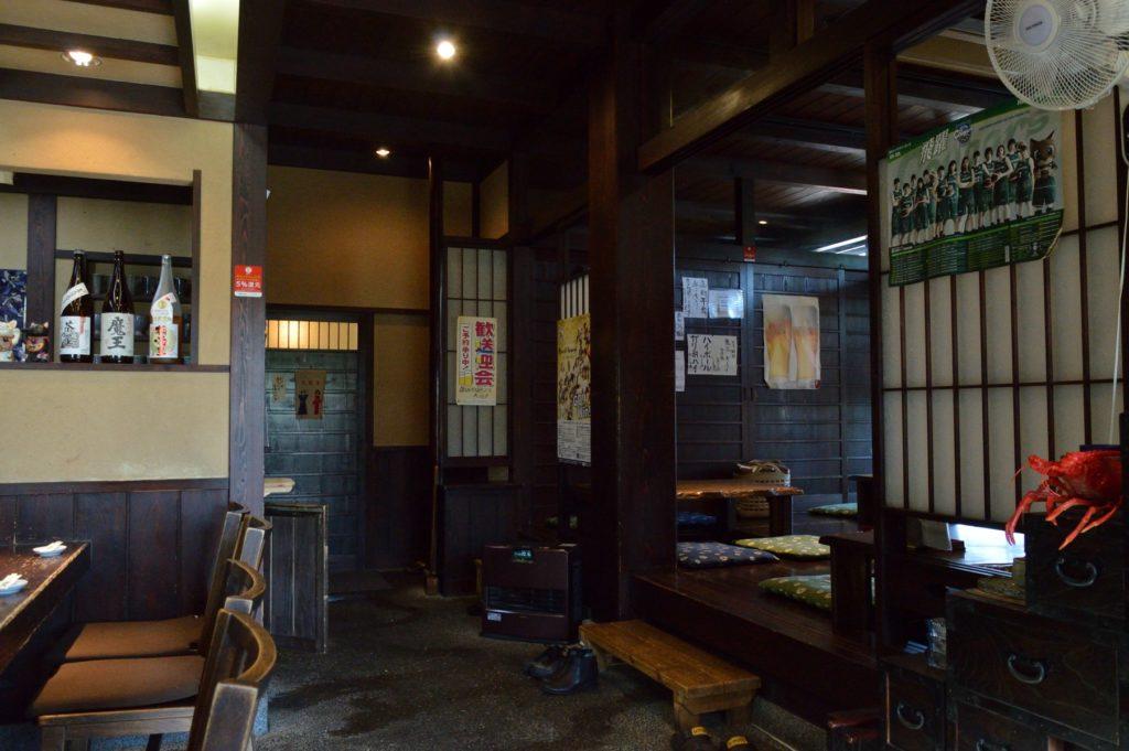 茨城県ひたちなか市 ひかり寿司 お店の様子