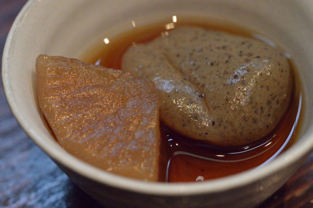 茨城県ひたちなか市 ひかり寿司 特上握り 小鉢