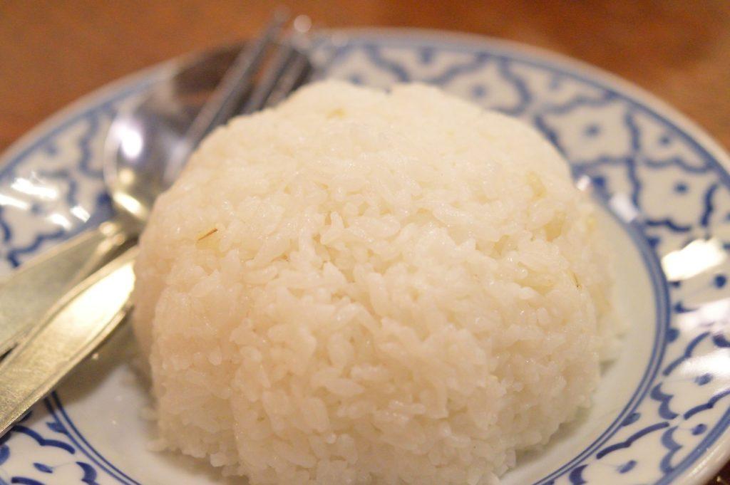 茨城県ひたちなか市 タイ料理 ラカントーン グリーンカレー (6)