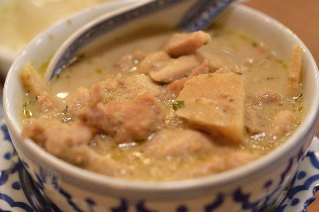 茨城県ひたちなか市 タイ料理 ラカントーン グリーンカレー (7)