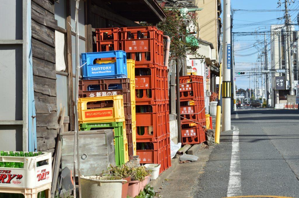 茨城県ひたちなか市 タイ料理 ラカントーン 近くの街の様子 (4)