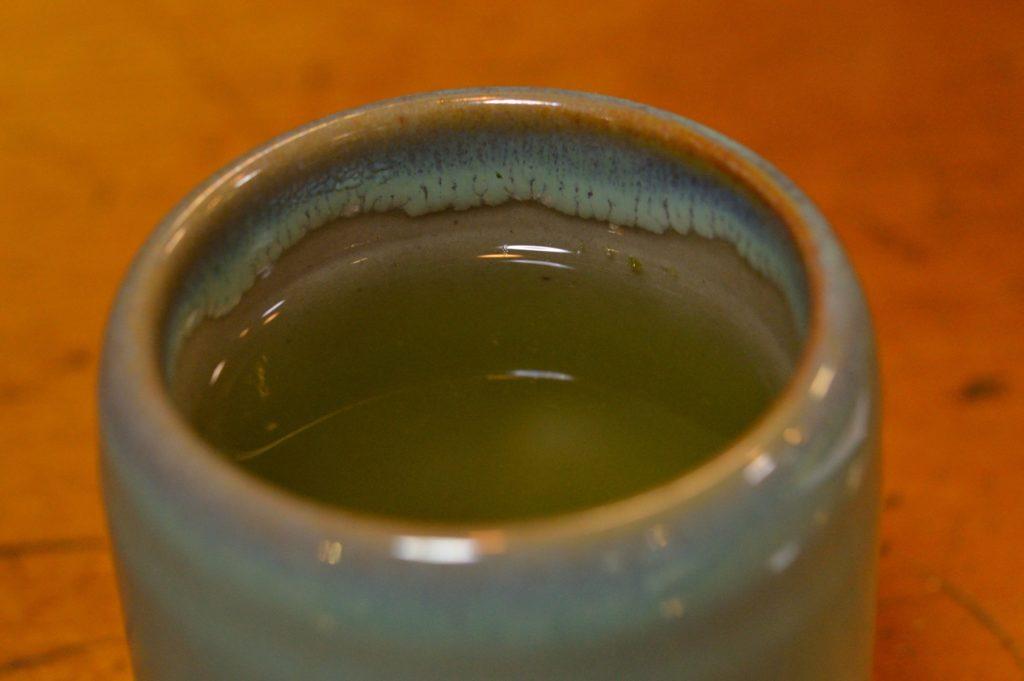 茨城県大洗町 那珂川楼 お茶