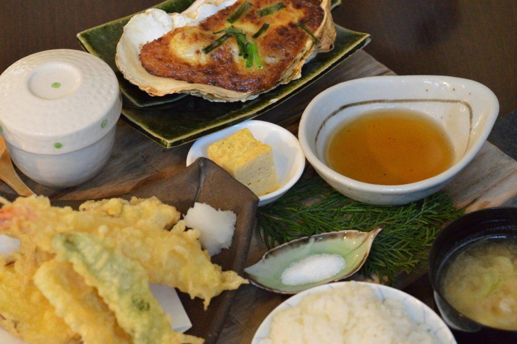 茨城県水戸市 日本料理真依 お手軽ランチ (21)