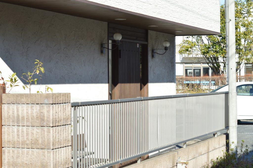 茨城県水戸市 日本料理真依 外観 (2)