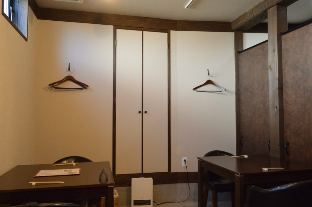 茨城県水戸市 日本料理真依 店内 (6)