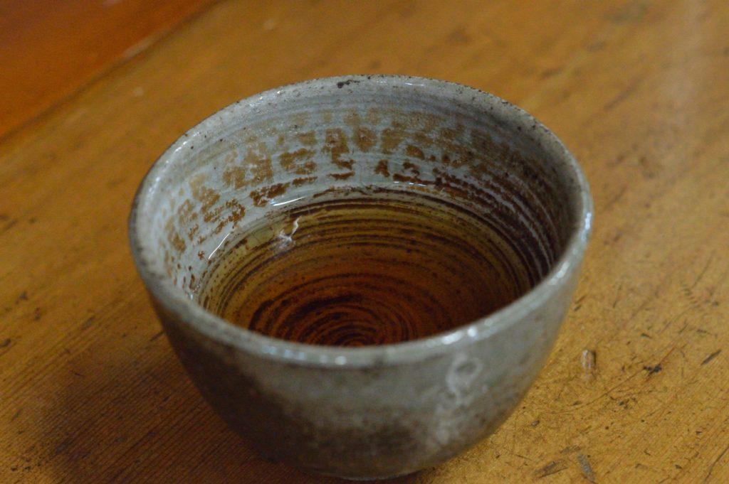 茨城県東海村 そば処 こぶし お茶