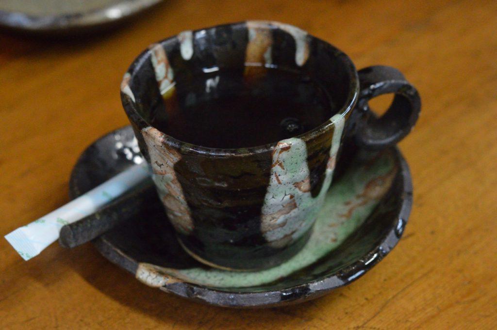 茨城県東海村 そば処 こぶし コーヒー