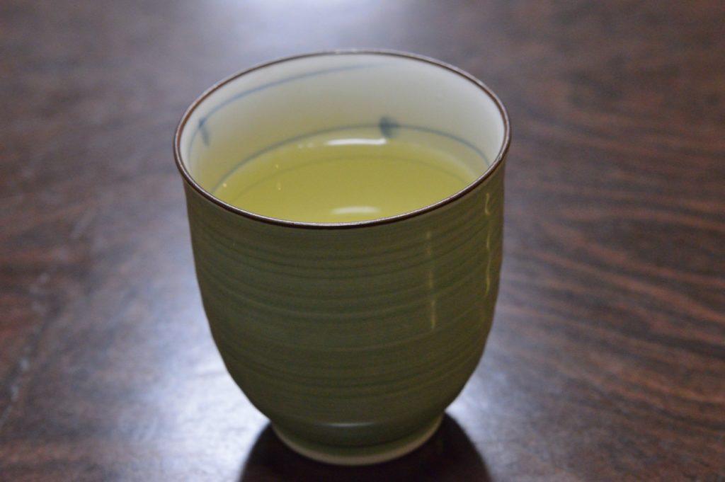 茨城県水戸市 鳥半 夜 お茶