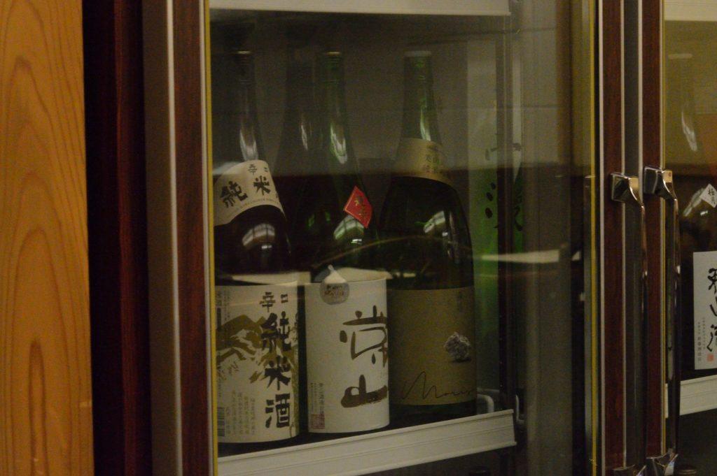 茨城県ひたちなか市 鮨処 花ひろ 日本酒