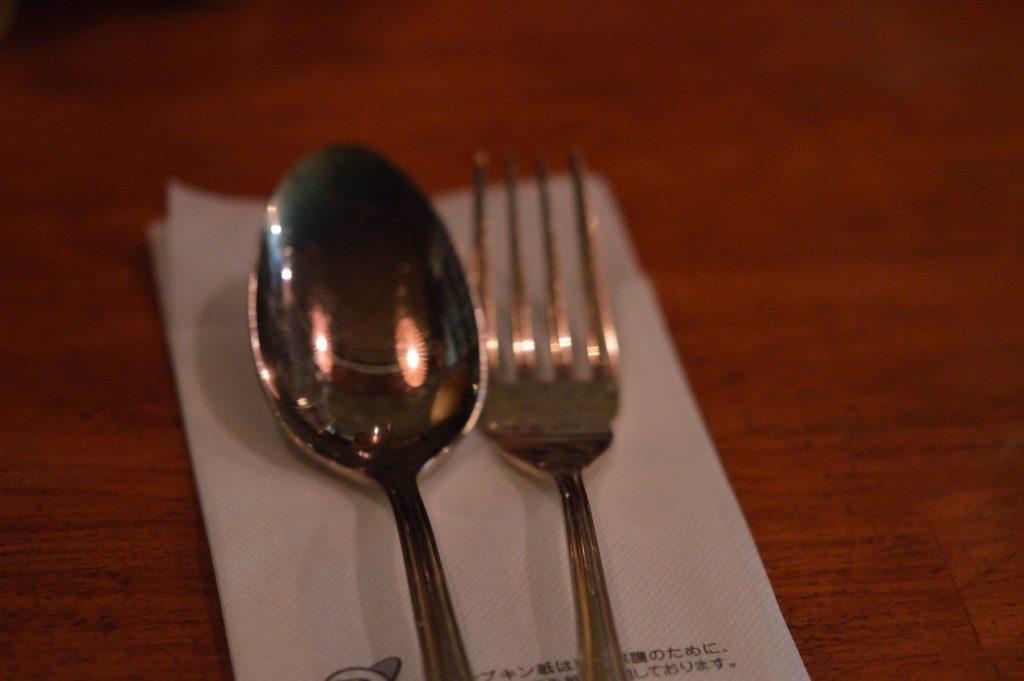 茨城県水戸市カレー カルマ 店内の様子 (2)