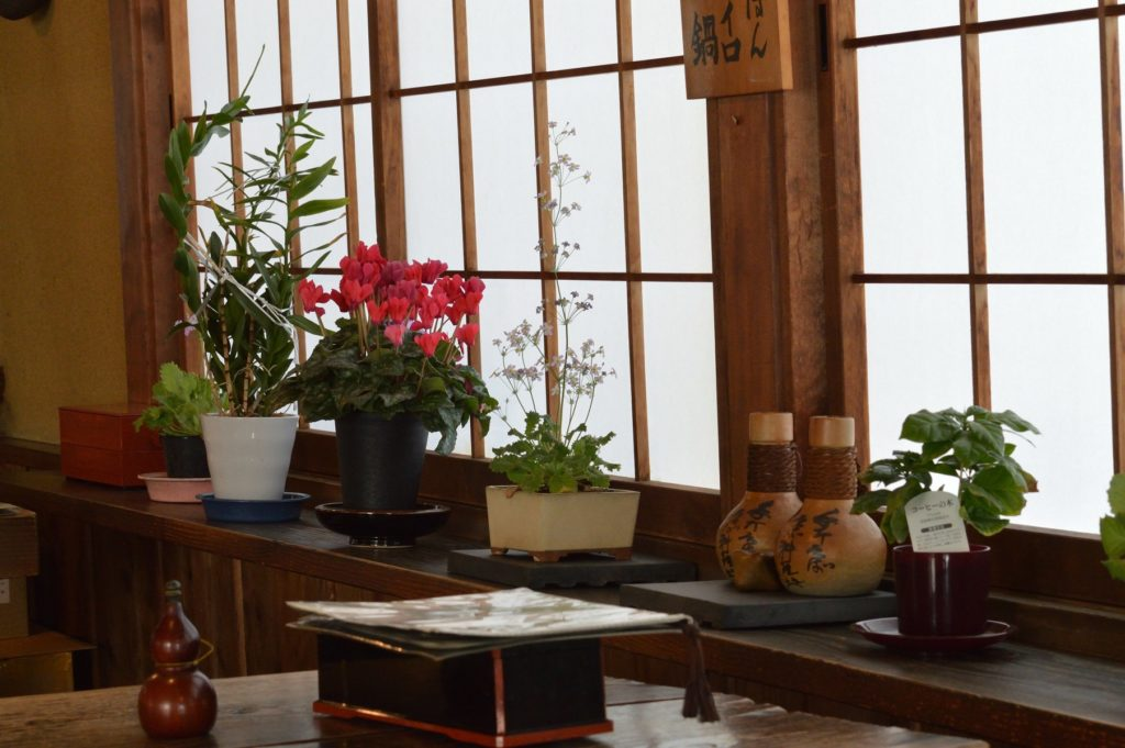 茨城県水戸市 藪そば 店内の様子 (3)