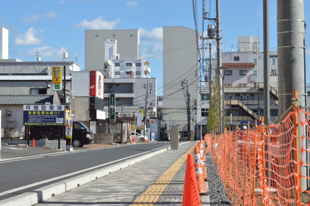 茨城県水戸市 藪そば 道中 (2)