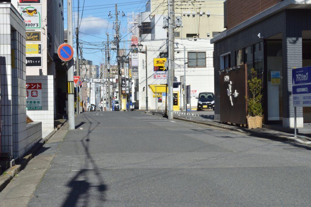 茨城県水戸市 藪そば 道中 (6)