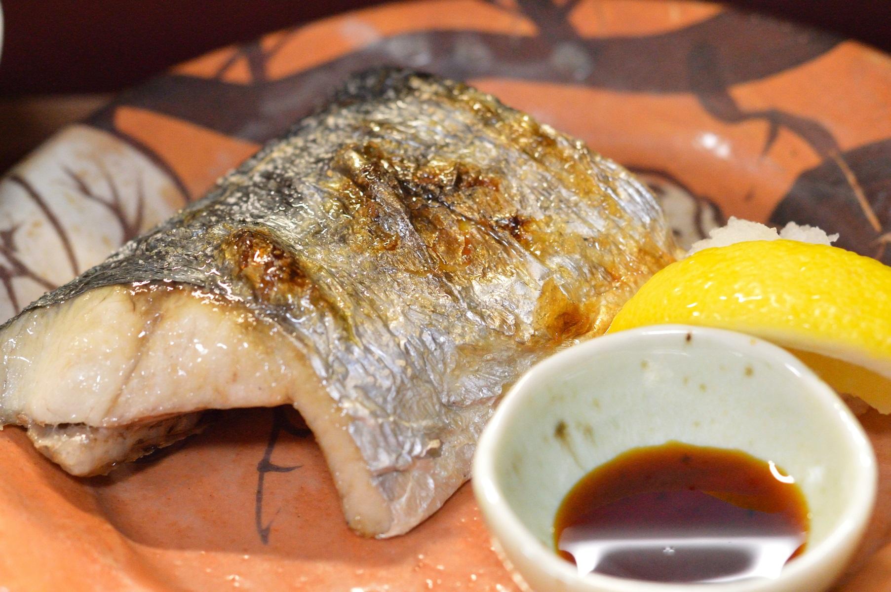 015_茨城県ひたちなか市 たがや02 焼き魚定食