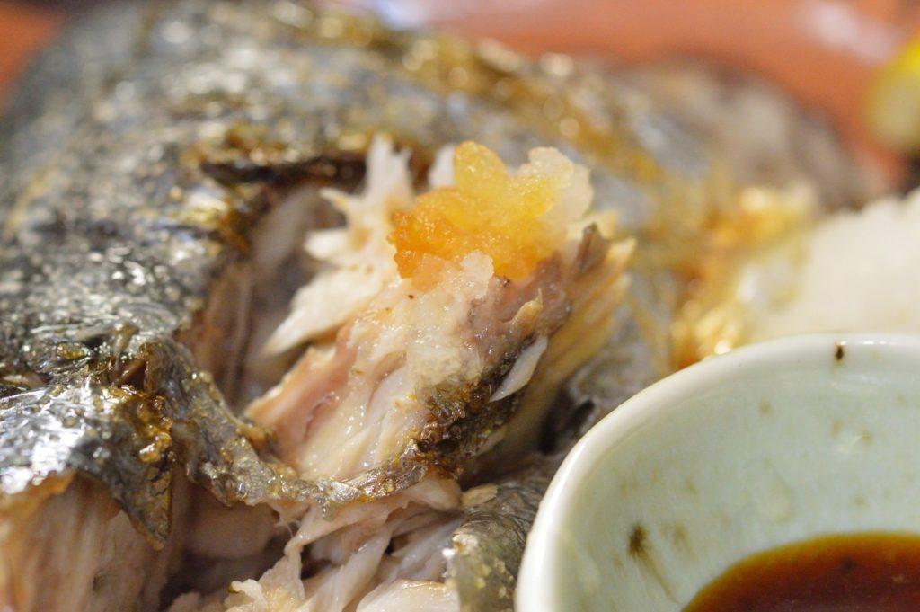 032_茨城県ひたちなか市 たがや02 焼き魚定食