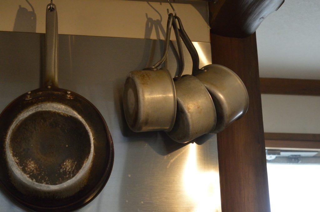 074_茨城県水戸市 トライベッカ お鍋とフライパン