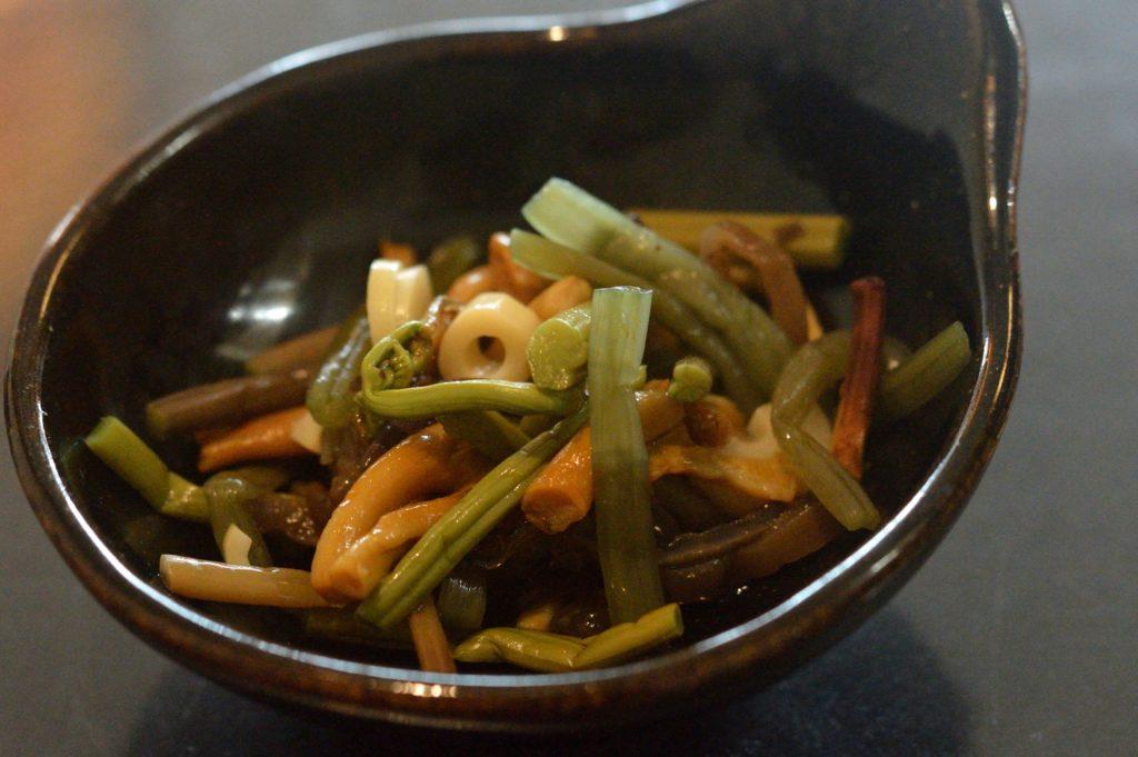 100_茨城県ひたちなか市 とん竹 山菜