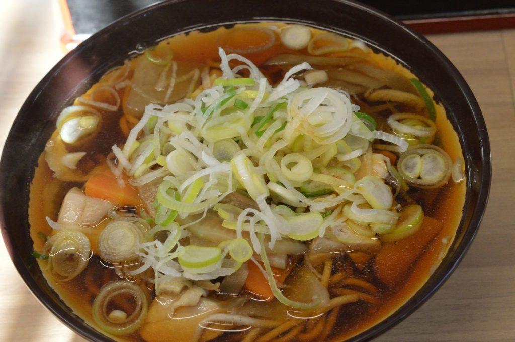 208_茨城県ひたちなか市 勝田そば けんちん蕎麦