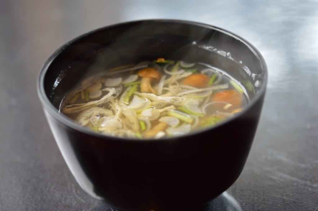 209_茨城県ひたちなか市 とん竹 ヒレカツ 味噌汁